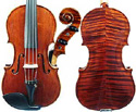 Salieri SV-8 Violin Outfit in Oblong Case - 4/4