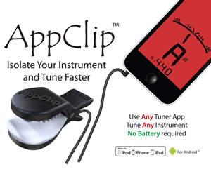 Intellitouch Chromatic Tuner Classic PT-30