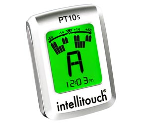 Intellitouch Chromatic Tuner Mini PT-10