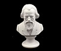 Bust 15cm-Crushed Marble Brahms