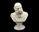 Bust 15cm-Crush Marble Offenbach
