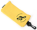 Pencil Case-Yellow w/Clef