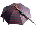Umbrella - Pickboy 99cm Mini Blk/Ivory