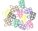 Paper Clips (Pack Of 60) - Quaver