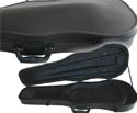 TG Shaped Violin Case-Strong Braid-4/4