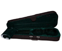 Arrow Viola Case-TG Lightweight  Blk/Bl-16.5in