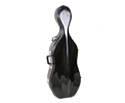Cello Case-Fibreglass-Bobelock-Black