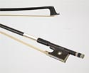 Violin Bow-FPS Student Carbon-Black 3/4