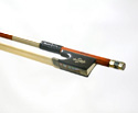 Violin Bow-FPS Pernam-Fleur de Lis Inlay 3 part Button