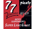 Picato Electric Set-Nickel R/W (010-052) LH77