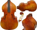 Makers C Grade Double Bass 3/4