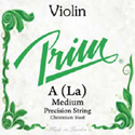 Prim (Sweden) Violin A Med Green