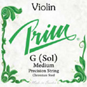 Prim (Sweden) Violin G Med Green