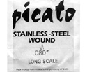 Picato Bass Single String- RW 080