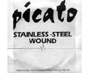 Picato Bass Single String- R/W 130