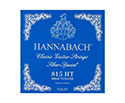 Hannabach Classical Set-Silv/Special 815 Blue High