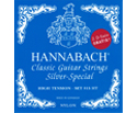 Hannabach Classical Set-Silv/Special 815DD (2 Ds) Blue High