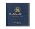 Hannabach Classic Set-Custom Made E728 High