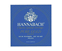 Hannabach Classic Set-Pure Gold E825 Blue