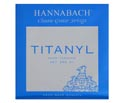 Hannabach Classic Set-Titanyl E950 HT-High Tension