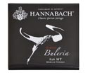 Hannabach Classical Set Buleria Flamenco 826MT Med T