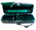 Oblong Viola Case-Bobelock Adj.17in 10.5in Bout