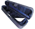 Arrow Viola Case-Bobelock Suspension Velr 16in