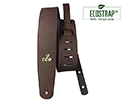 Basso Guitar Strap - Eco Vegan Brown ECO-02