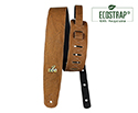 Basso Guitar Strap - Eco Vegan Whiskey ECO-03