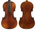 Raggetti RV7AE Violin Only-Distressed Red Brown 4/4